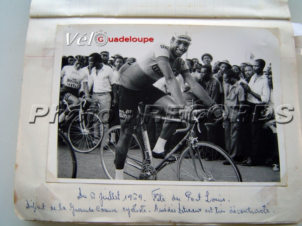 2013 : 63e Tour international de la Guadeloupe